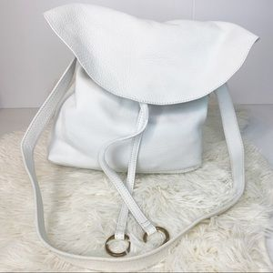 Otaat Myers Collective Leather Drawstring Bucket